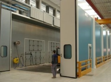 MANUAL WASHING BOOTHS AND AUTOMATIC WASHING TUNNELS